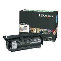 Genuine Lexmark T654X04A Black Extra High Yield Cartridge