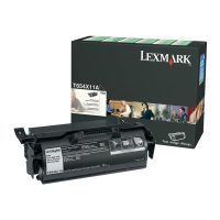 Genuine Lexmark T654X11A Black Extra High Yield Return Program Toner Cartridge