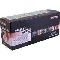 Genuine Lexmark X463X11G Black Extra High Yield Return Program Toner Cartridge