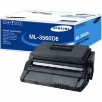 Samsung New Original ML-3560DB Black Toner Cartridge