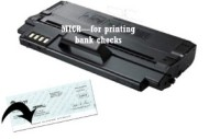Remanufacture Black MICR Toner for use in ML1630 model Samsung printer