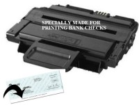 Remanufactured Black MICR Toner for use in ML2855,SCX4826/28 Samsung