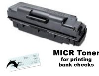 Remanufactured Black MICR Toner for use ML5012ND/17ND/SCX4512 Samsung