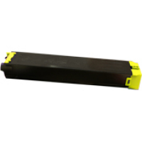 Sharp MX-C40NTY New Generic Brand Yellow Toner Cartridge