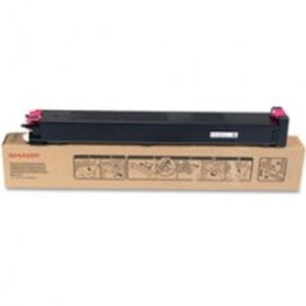 New Original Sharp MX-36NTMA Magenta Toner Cartridge