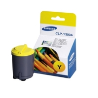 Samsung New Original CLP-Y300A Yellow Toner Cartridge