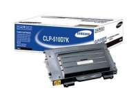 Samsung New Original CLP-510D7K Black Toner Cartridge