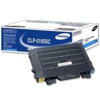 Samsung New Original CLP-510D5C Cyan Toner Cartridge