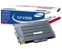 Samsung New Original CLP-510D5C Magenta Toner Cartridge
