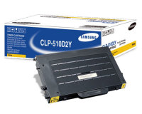Samsung New Original CLP-510D5C Yellow Toner Cartridge