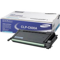 Samsung New Original CLP-C600A Cyan Toner Cartridge