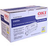 Genuine Okidata 42126658 Yellow Drum Unit