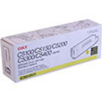 Genuine Okidata 42804501 Yellow Toner Cartridge