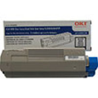 Genuine Okidata 43865720 Black Toner Cartridge