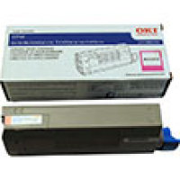 Genuine Okidata 43866102 Magenta Toner Cartridge