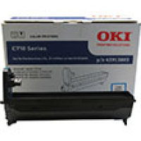 Genuine Okidata 43913803 Cyan Drum Unit