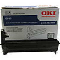 Genuine Okidata 43913804 Black Drum Unit