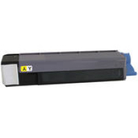 Okidata 43487733 New Generic Brand Yellow Toner Cartridge