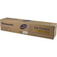 Genuine Panasonic DQ-TUV20Y Yellow Toner Cartridge