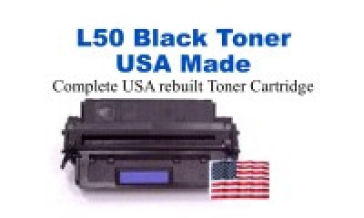 PC1060 USA Made Remanufactured Dell toner 5,000