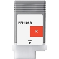 Canon PFI-106R Red Remanufactured Ink Cartridge