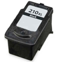 Canon PG-210XL Black Remanufactured Ink Cartridge (PG210XL)