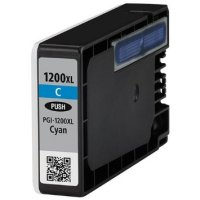 Canon PGI-1200xlC Cyan Remanufactured Ink Cartridge