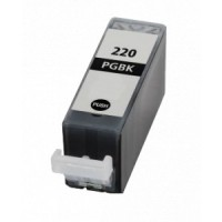 Canon PGI-220 Black Remanufactured Ink Cartridge (PGI220)