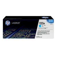 New Original HP 122A Cyan Toner Cartridge (Q3971A)