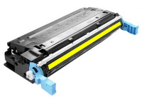 New Original HP 643A Yellow Toner Cartridge (Q5952A)