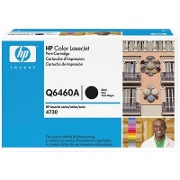 New Original HP 644A Black Toner Cartridge (Q6460A)
