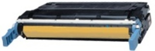 HP 644A Yellow Remanufactured Toner Cartridge (Q6462A)