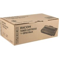 Ricoh 402455 Genuine Black Toner Cartridge fits BP20/20N