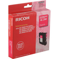 Genuine Ricoh 405534 Magenta Toner Cartridge