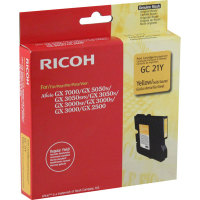 Genuine Ricoh 405535 Yellow Toner Cartridge