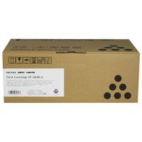 Ricoh Aficio SP 3400N, Aficio SP 3410DN 406464 Genuine Black Toner Cartridge 2.5K Yield