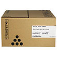 Genuine Ricoh 406683 Black Toner Cartridge