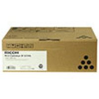 Genuine Ricoh 407258 Black High Yield Toner Cartridge