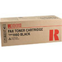 Genuine Ricoh 430347 Black Toner Cartridge