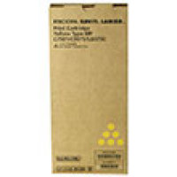 Genuine Ricoh 841360 Yellow Toner Cartridge