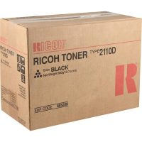 Ricoh 885208 (Type 2110D) Genuine Black Toner
