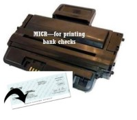 Remanufactured Black MICR Toner for use with ML2850 Samsung model