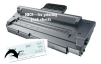 Remanufactured Black MICR Toner for use with SCX4100 Samsung model