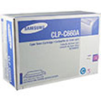 Genuine Samsung CLP-C660A Magenta Toner Cartridge