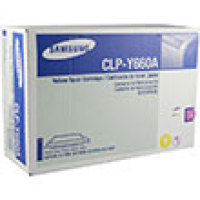 Genuine Samsung CLP-Y660A Transfer Belt Cartridge