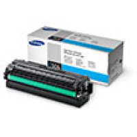 Genuine Samsung CLT-C506L High Yield Cyan Toner Cartridge