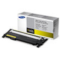 Genuine Samsung CLT-Y406S Yellow Toner Cartridge