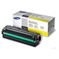 Genuine Samsung CLT-Y506L High Yield Yellow Toner Cartridge