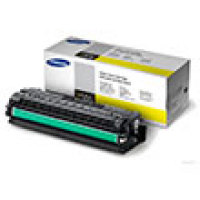 Genuine Samsung CLT-Y506S Yellow Toner Cartridge