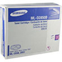 Genuine Samsung ML-D2850B Black High Yield Toner Cartridge